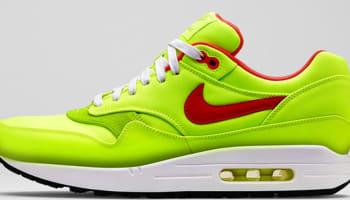 Nike Air Max 1 Premium Volt/Hyper Punch-Ivory