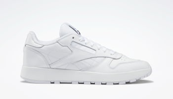 Maison Margiela x Reebok Classic Leather Tabi White/Black/White