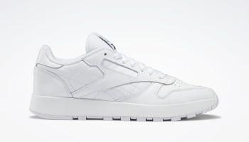 Maison Margiela x Reebok Classic Leather Tabi White/Black/White