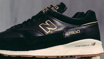 New Balance 1500 Black/Gold