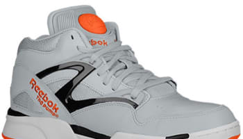 Reebok Pump Omni Lite Steel/Black-Varsity Orange-White