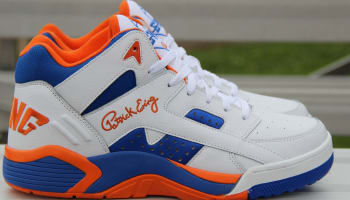 Ewing Athletics Ewing Wrap White/Royal-Orange