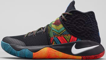Nike Kyrie 2 BHM Black/Multi-Color