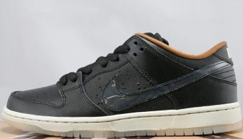Nike Dunk Low Premium SB Black Rain