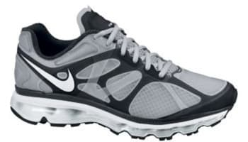 Nike Air Max+ 2012 Wolf Grey/White-Black