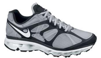 Nike Air Max+ 2012 Wolf Grey/White-Black