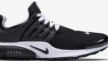 Nike Air Presto BR QS Black/Black-White