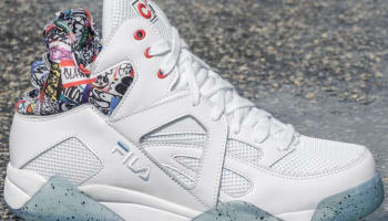 Fila The Cage White/Ice