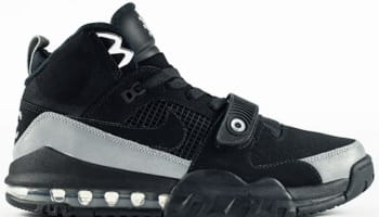 Nike Air Max Bo Jax Black/Black-Metallic Silver