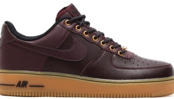 Nike Air Force 1 Low Deep Burgundy/Deep Burgundy-Gum Light Brown