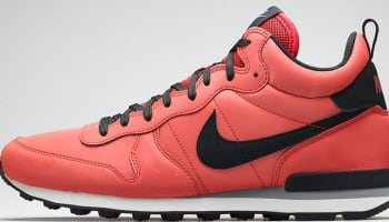 Nike Internationalist Mid Red Clay/Black