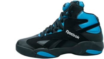 Reebok Shaq Attaq Black/Azure-White