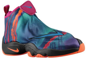 Nike Air Zoom Flight The Glove Premium Green Abyss/Black-Bright Magenta-Turf Orange
