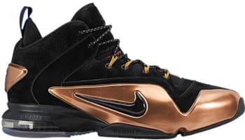 Nike Zoom Penny VI Black/Metallic Copper-White
