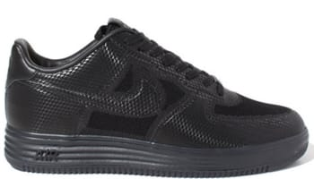 Nike Lunar Force 1 Low Fuse NRG Black/Black-Anthracite