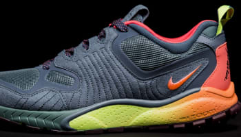 Nike Zoom Talaria 2014 Mineral Slate/Bright Mango-Night Fall
