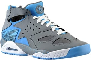 Nike Air Tech Challenge Huarache Cool Grey/University Blue-White
