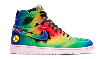 J Balvin x Air Jordan 1 Retro High OG Multi-Color/Multi-Color/Black/Pink Foam