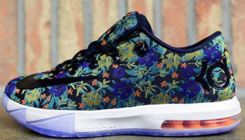 Nike KD VI EXT QS Multi-Color/Black