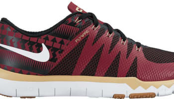 Nike Free Trainer 5.0 V6 Amp Team Gold/Team Maroon/White/Black