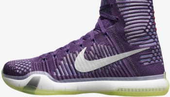 Nike Kobe X Elite High Ink/Persian Violet-Reflect Silver