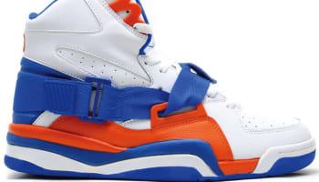 Ewing Athletics Ewing Concept White/Prince Blue-Vibrant Orange