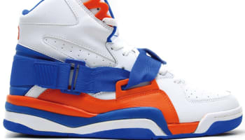 Ewing Athletics Ewing Concept White/Prince Blue-Vibrant Orange