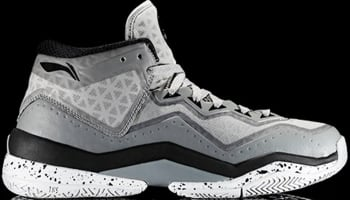 Li-Ning Way Of Wade 3 Lite Grey/Black-White
