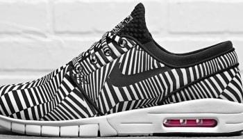 Nike Stefan Janoski Max SB White/Black