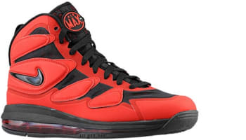 Nike Air Max SQ Uptempo Zoom University Red/Anthracite-Black