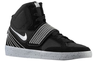 Nike NSW Skystepper Black/Metallic Silver-Wolf Grey