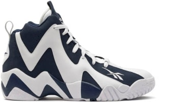 Reebok Kamikaze II Mid Athletic Navy/White