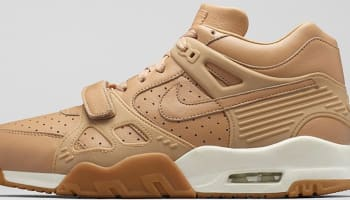 Nike Air Trainer III Premium Pale Shale/Pale Shale-Sail-Gum Medium Brown