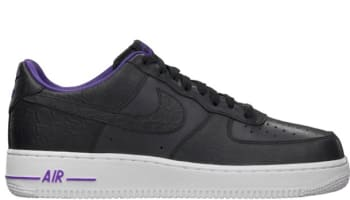 Nike Air Force 1 Low Premium Anthracite/Anthracite