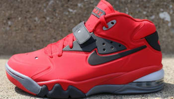 Nike Air Force Max 2013 University Red/Black-Anthracite-Cool Grey