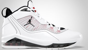 Jordan Melo M8 White/Pitch Blue-Varsity Red