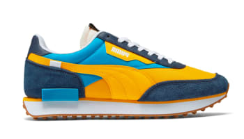 Puma Future Rider Peacoat-Spectra Yellow