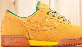 Fila Original Fitness Peach/Green