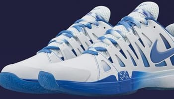 Nike Zoom Vapor 9 Tour Women's White/Blue Crystal