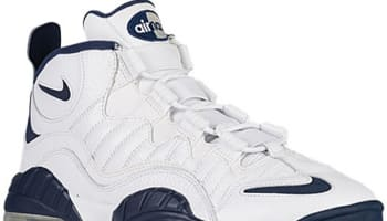 Nike Air Max Sensation White/Midnight Navy