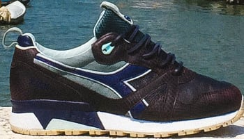 Diadora N.9000 Purple/Blue-Green