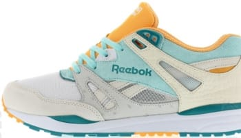Reebok Ventilator Paper White/Crystal Blue-Snowy Grey