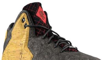 Nike LeBron XI NSW Lifestyle Black/Black-University Red