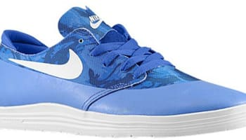 Nike Lunar One Shot SB Game Royal/White