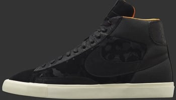 Nike Blazer Hi SP Black/Black-Copper Flash