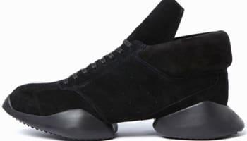 adidas Rick Owens Tech Runner Black/Black