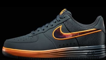 Nike Lunar Force 1 LTR Anthracite/Dark Obsidian-Bright Citrus