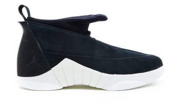PSNY x Air Jordan 15 Retro Black/Black-Sail-Black