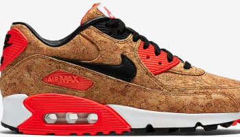 Nike Air Max '90 Anniversary Women's Bronze/Black-Infrared-White