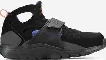 Nike Air Trainer Huarache Black/Persian Violet-Hot Lava-Anthracite